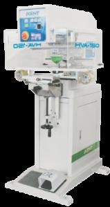HVA 150 - Łatwa w obsłudze maszyna do druku tamponowego o wszechstronnym zastosowaniu.
